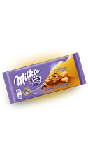 Milka Collage Caramel Fudge Chocolate (93 грамм)