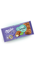 Milka Choq Splash mint   (90 грамм)