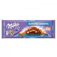 Milka Almond Caramel (300 грамм)