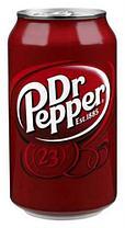 Dr.Pepper 23 Classic 0,33 литра (Польша)
