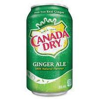 Canada Dry Ginger Ale  0,33 литра