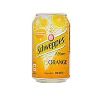Schweppes Orange  0,33 литра