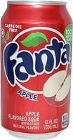 Fanta Apple  0,355 литра