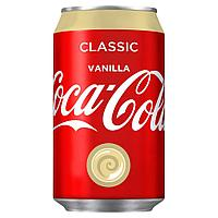 Coca-Cola Vanilla 330ml Европа