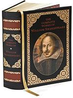 Complete works of William Shakespeare HB