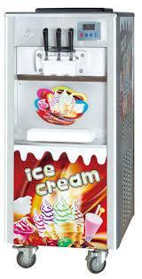 Фризер для мягкого мороженого BQL 832