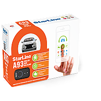 Автосигнализация A93 2CAN+2LIN GSM ECO Slave