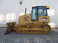 Бульдозер Caterpillar D6XLP - 2013 - 4.610h