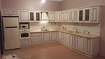 Кухонный гарнитур из МДФ пленочного