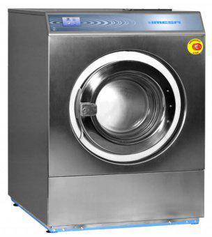 Промышленные стиральные машины подрессоренная, с высоким отжимом Imesa загрузка 18 кг LM 18, фото 2