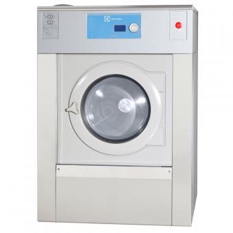 Промышленные стиральные машины подрессоренная, с высоким отжимом, тип управления - Compas Pro Electrolux загрузка 20 кг W5180H, фото 2