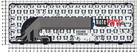 Клавиатура для ноутбука HP 450 G1, 455 G1, 470 G1 черная без рамкой, фото 2