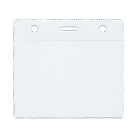 Прозрачный карман для бейджа 115х92