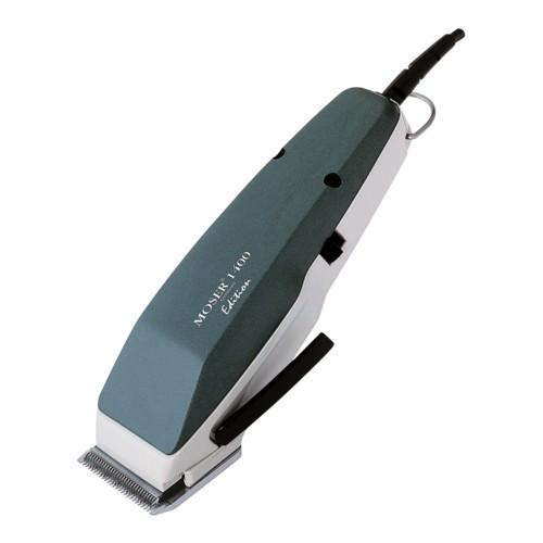 Машинка для стрижки волос Moser 1400-0053 (чёрно\синяя)