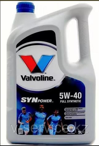 Valvoline Syn Power 5W 40 (4+1L)