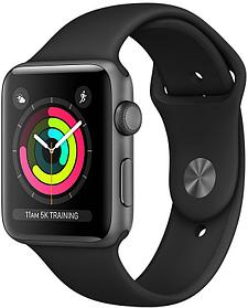 Apple iWatch edition 3 42mm Black