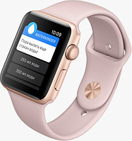 Apple iWatch edition 3 42mm Gold