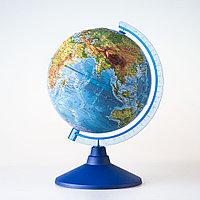 Глобус GLOBEN Физический рельефный 320 Евро