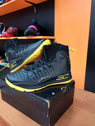 Баскетбольные кроссовки Under Armour Curry four IV ( 4 ) from Stephen Curry, фото 2