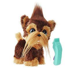 "Hasbro FurReal Friends Интерактивная игрушка ""Лохматый Пёс"""