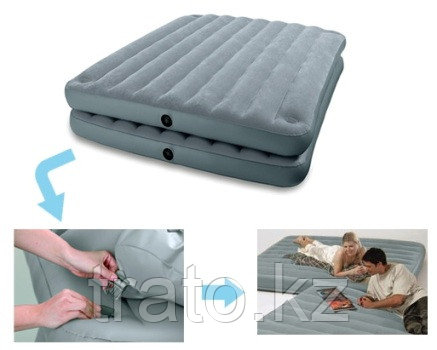 Надувная кровать Intex 67743, 191х99х43 см.