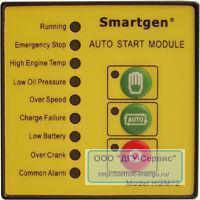 Контроллер HGM72 Smartgen, фото 2