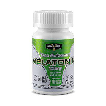 "Сонник от Maxler ""Melatonin"" 10mg 60капс"