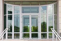Производство металлопластиковых витрин окон и дверей