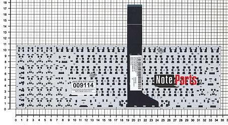 Клавиатура для ноутбука Asus X550, RU, черная, фото 2