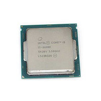 ПРОЦЕССОР INTEL ORIGINAL CORE I5 6600K SOC-1151 3.5GHZ/INTEL HD GPHICS 530 TY