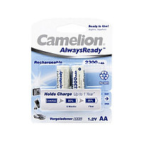 Аккумулятор CAMELION AlwaysReady Rechargeable NH-AA2300ARBP2