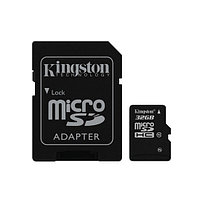 Карта памяти Kingston SDC10G2/32GB Class 10 32GB + адаптер для SD