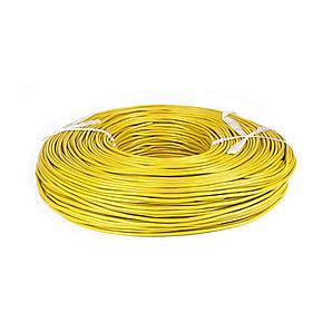 Провод монтажный iPower RV 1х0.5 жёлтый