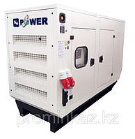 Генератор дизельный KJ POWER KJDD-275, 220кВт