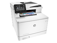 МФУ HP M5H23A Color LaserJet Pro MFP M377dw Printer A4