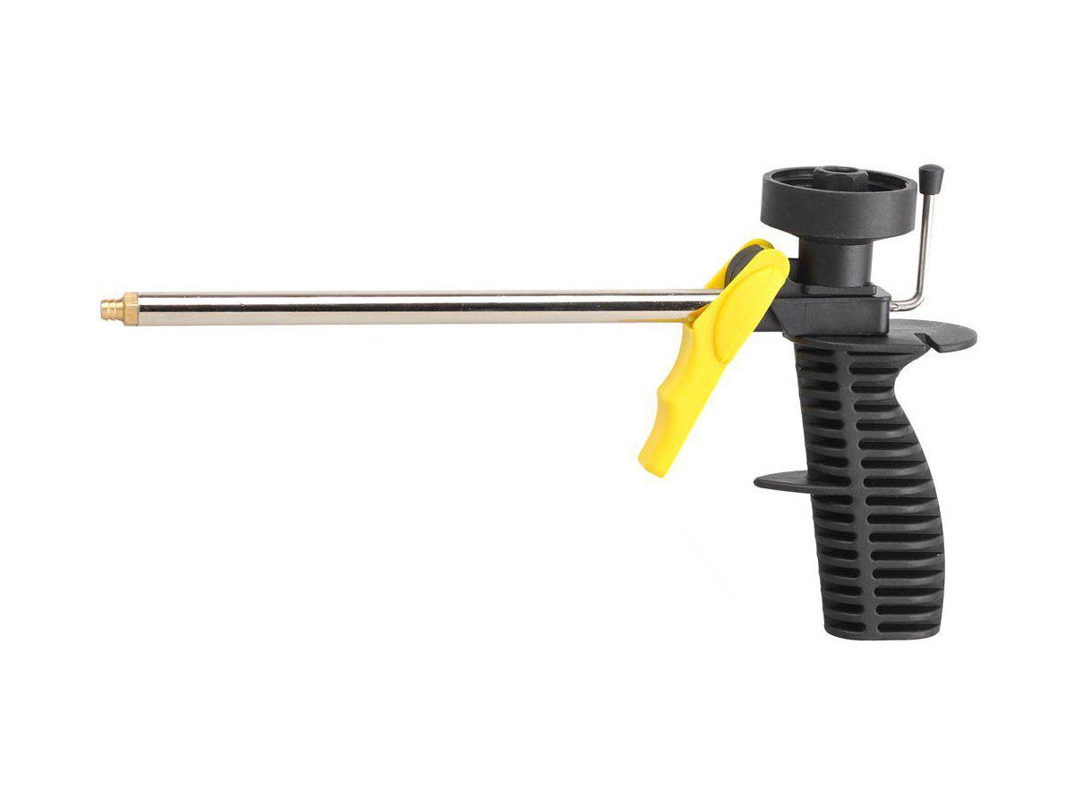 """(06860_z01) Пистолет STAYER """"STANDARD"""" для монтажной пены, пластмассовый корпус"""