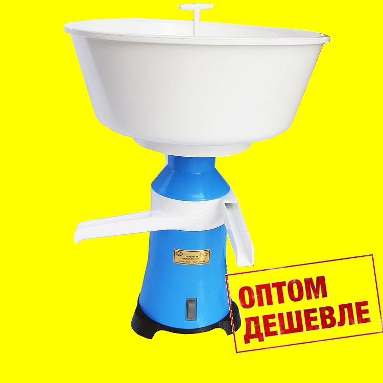 Сепаратор молока Мотор СИЧ СЦМ 100-19 (пластиковый)