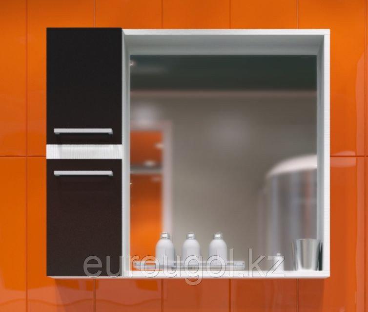 Зеркало для ванной комнаты WaterWorld Лайн 600 мм.