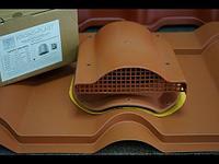 Вентиль (аэратор) KRONO-PLAST для профиля KRONA, Дюна , Фортуна , Андалузия (бочкообразные МЧ)