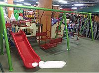Детский игровой комплекс (качеля, горка), фото 1