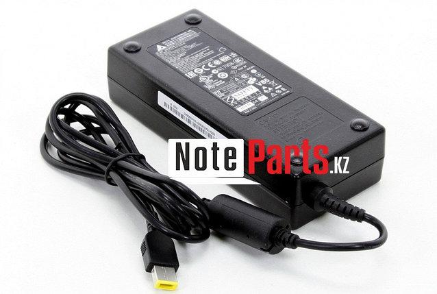 Зарядка для ноутбука Lenovo 20В  6.75А  (135W)   прямоугольный разъем, фото 2