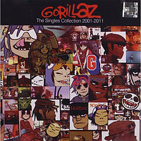 Gorillaz Singles Collection 2001-2011 (фирм.) 657676