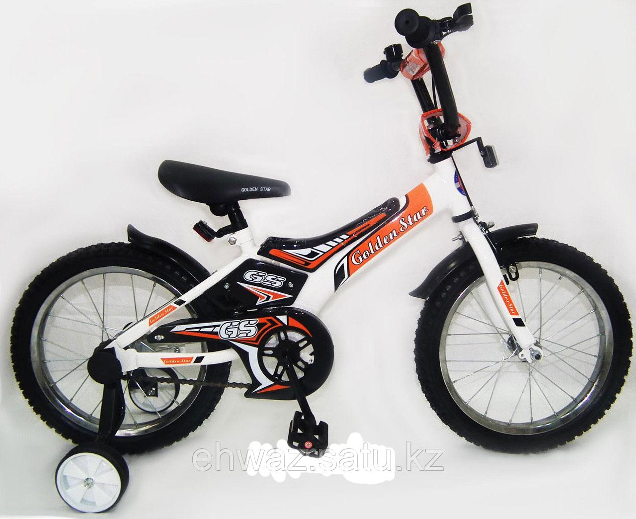 "Детский велосипед Голден Стар 16"" от 3-6 лет"