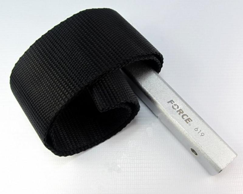 FORCE 619 - ленточный съемник для масляного фильтра
