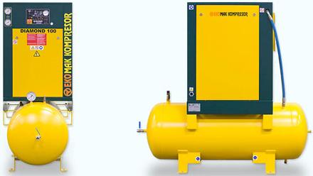 Екомак винтовые компрессоры