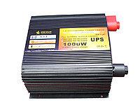 Преобразователь напряжения с функцией заряда аккумулятора, UPS и LED дисплеем 12 220, 1,0kVA