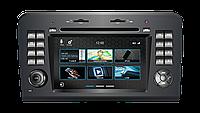 Штатное головное устройство Mercedes-benz Ml GL W164 2005-2011 «Dynavin», фото 1
