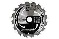 Пильный диск по дереву Makita M-FORCE 190*30/20/15,88*2 мм/24