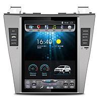 Магнитола тесла монитор для Toyota Camry V40,45