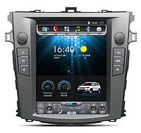 Магнитола Element 5 тесла монитор для Toyota Corolla